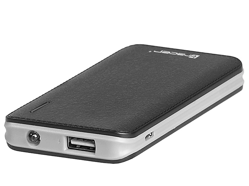Mobile battery TRACER 4000 mAh polymer black/grey