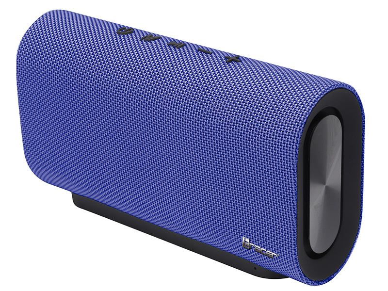 Speakers TRACER Rave BLUETOOTH BLUE