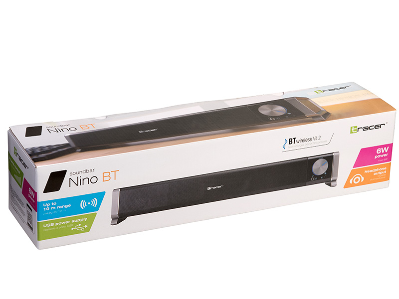 Speakers Soundbar TRACER Nino BLUETOOTH