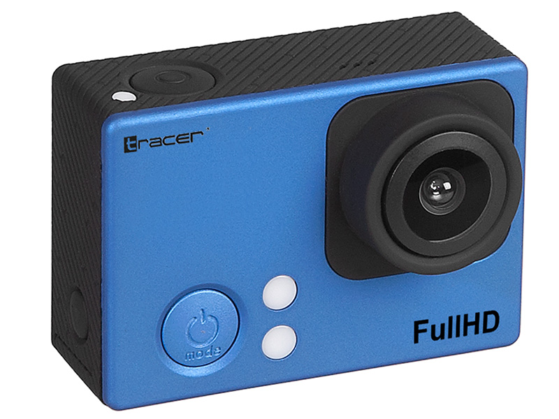 Sport camera TRACER slim FHD Adventure 2030 blue