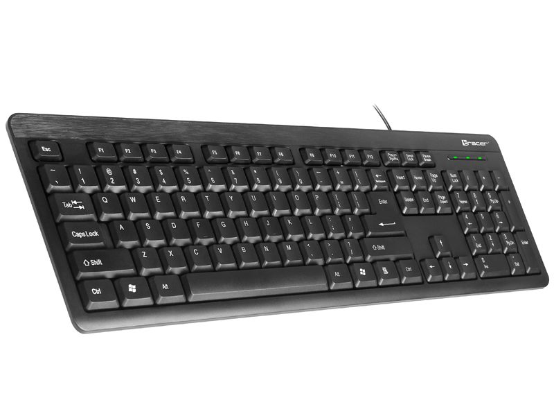 Keyboard TRACER DeLuxe USB