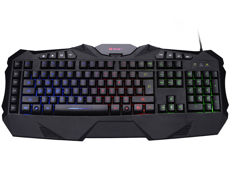 Keyboard TRACER GAMEZONE HellWay X