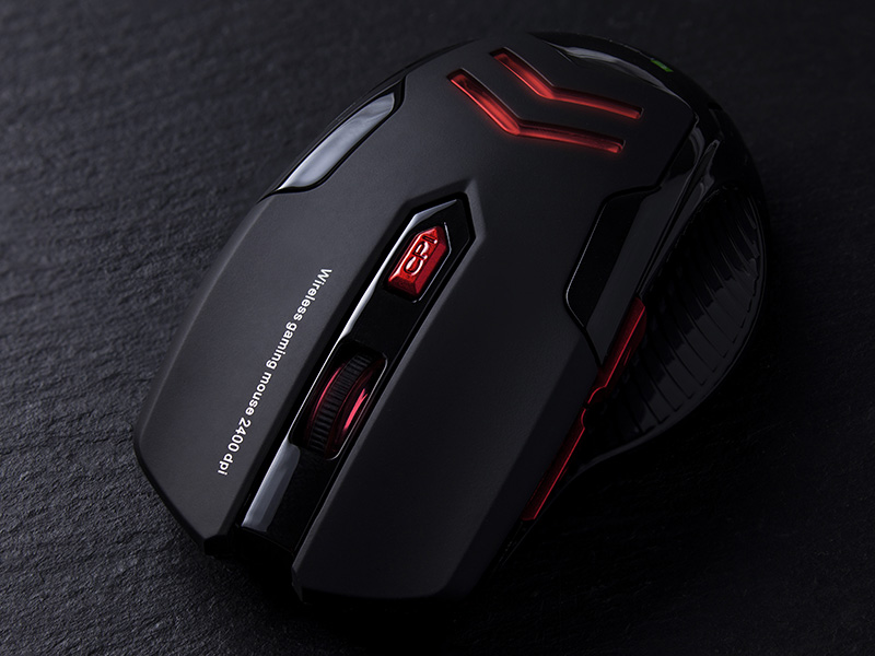 Mouse TRACER GAMEZONE Airman RF NANO