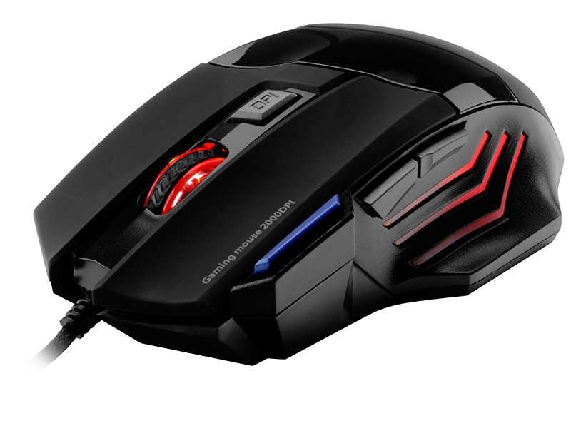Mouse TRACER GAMEZONE Tomahawk AVAGO5050