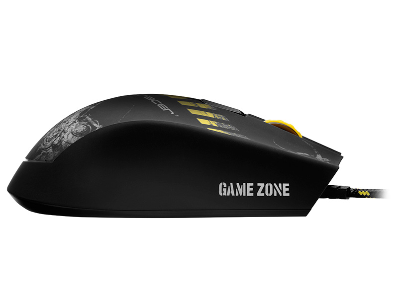 Mause TRACER GAMEZONE Fear AVAGO 5050 3200DPI