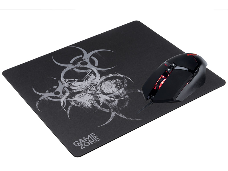 Mouseand mousepad  TRACER GAMEZONE Siege