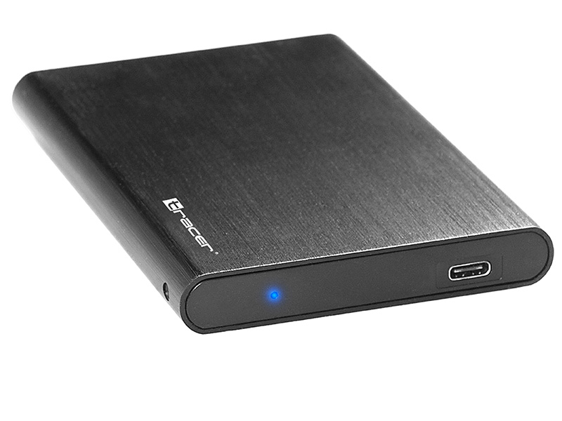 "HDD external enclosure TRACER USB 3.1 Type-C, HDD 2.5"" SATA 751 AL"