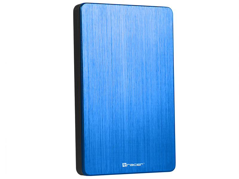 "HDD external enclosure TRACER USB 3.0 HDD 2.5"" SATA 724 AL BLUE"