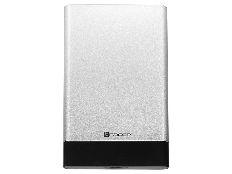 HDD external enclosure TRACER USB 3.1  Type-C HDD 2.5'' SATA 726 AL SILVER