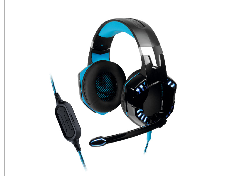 Gaming headset TRACER GAMEZONE Hydra 7.1