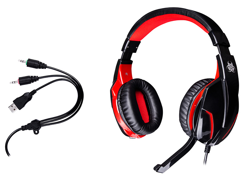 Gaming headset TRACER BATTLE HEROES Riot V2