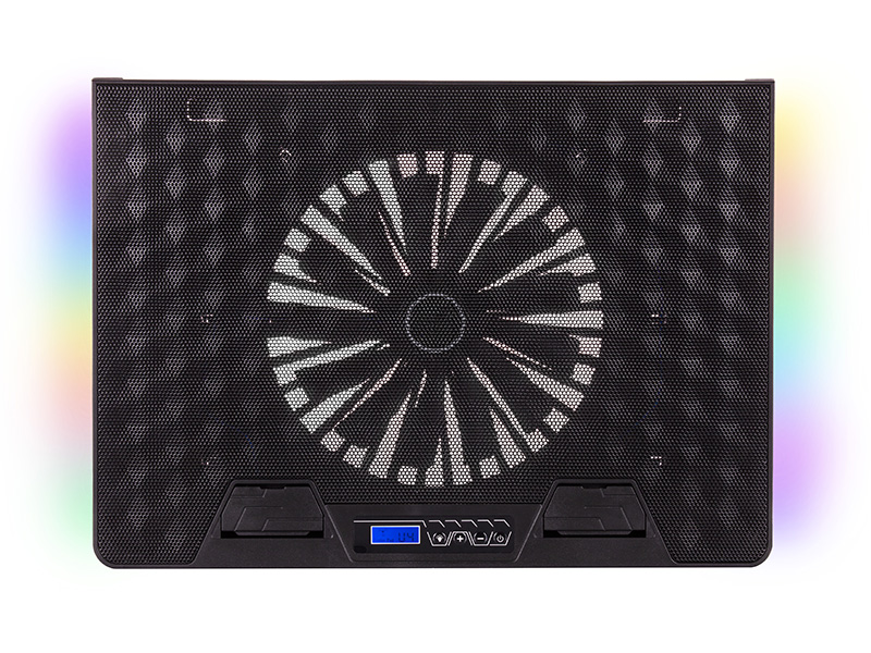 "Cooling station TRACER GAMEZONE Wing 17,3"" RGB"