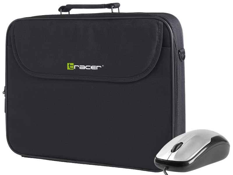 "Notebook bag & Mouse SET TRACER 15,6"" Bonito Bundle + Mouse"