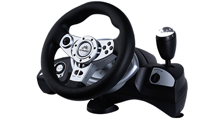 Steering Wheel TRACER Zonda PS/PS2/PS3/PC