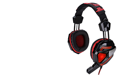 Gaming headset TRACER GAMEZONE Heretic 7.1